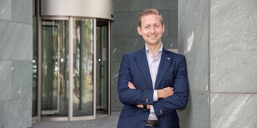 Andreas Beccarelli Membre de la direction GastroSocial
