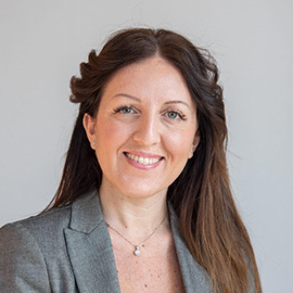 Alessandra Costa, Kundenberaterin Tessin