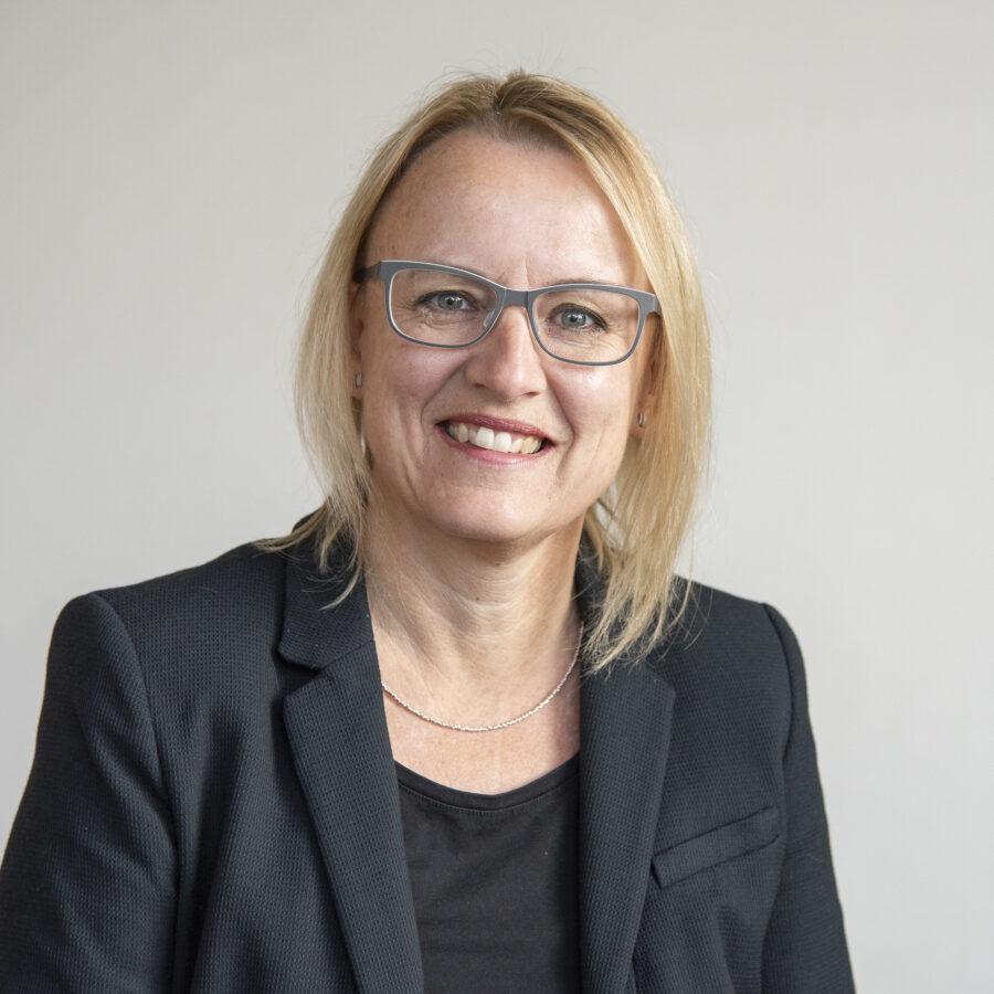 Sandra Haefeli, Ausbildungsverantwortliche/Berufsbildnerin